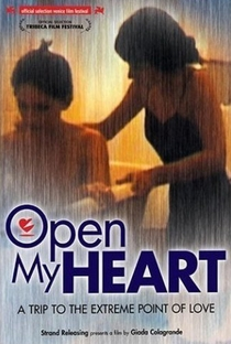 Open My Heart - Poster / Capa / Cartaz - Oficial 1