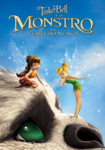 Tinker Bell e o Monstro da Terra do Nunca - Poster / Capa / Cartaz - Oficial 3