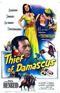 A Princesa de Damasco - Poster / Capa / Cartaz - Oficial 1