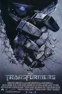 Transformers - Poster / Capa / Cartaz - Oficial 1