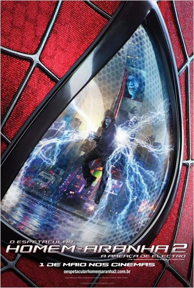 FILMES E GAMES - E tudo sobre a cultura POP | O Espetacular Homem-Aranha 2: A Ameaça de Electro - Crítica
