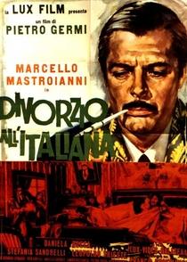 Divórcio à Italiana - Poster / Capa / Cartaz - Oficial 2