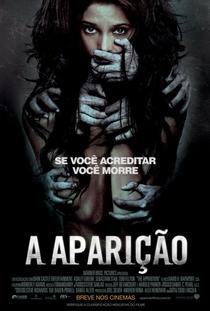 A Aparição - Poster / Capa / Cartaz - Oficial 2