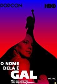 O Nome Dela é Gal - Poster / Capa / Cartaz - Oficial 1