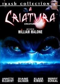 Criatura - Poster / Capa / Cartaz - Oficial 3