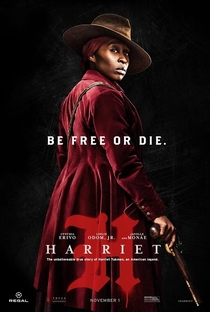 Harriet - Poster / Capa / Cartaz - Oficial 2
