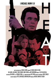 Fogo Contra Fogo - Poster / Capa / Cartaz - Oficial 8
