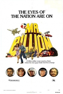 Mr. Billion  - Poster / Capa / Cartaz - Oficial 1