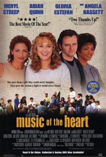 Música do Coração - Poster / Capa / Cartaz - Oficial 1