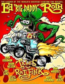 Contos do Rat Fink - Poster / Capa / Cartaz - Oficial 1