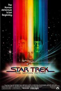 Jornada nas Estrelas - O Filme - Poster / Capa / Cartaz - Oficial 1