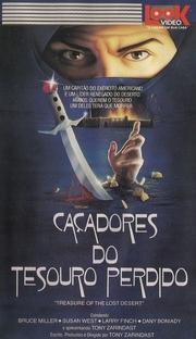 Caçadores do Tesouro Perdido - Poster / Capa / Cartaz - Oficial 1