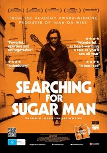 À Procura de Sugar Man - Poster / Capa / Cartaz - Oficial 1