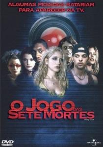 O Jogo das Sete Mortes - Poster / Capa / Cartaz - Oficial 1