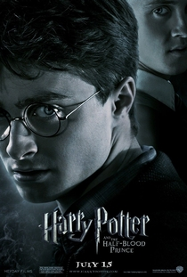 Harry Potter e o Enigma do Príncipe - Poster / Capa / Cartaz - Oficial 8