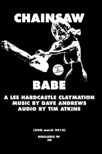 Chainsaw Babe - Poster / Capa / Cartaz - Oficial 1
