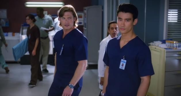 Alex Landi será primeiro cirurgião gay em Grey's Anatomy