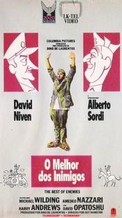 O Melhor dos Inimigos - Poster / Capa / Cartaz - Oficial 2