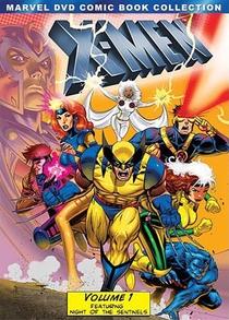 X-Men: A Série Animada (1ª Temporada) - Poster / Capa / Cartaz - Oficial 1