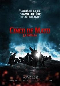 Cinco de Maio: A Batalha - Poster / Capa / Cartaz - Oficial 3