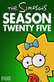 Os Simpsons (25ª Temporada) - Poster / Capa / Cartaz - Oficial 1