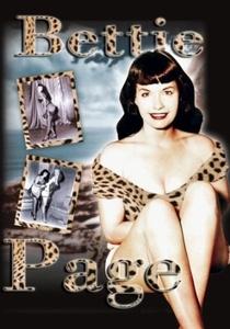 Bettie Page: The Girl in the Leopard Print Bikini - Poster / Capa / Cartaz - Oficial 1