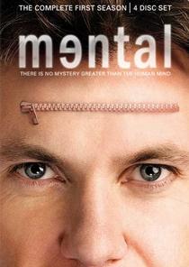 Mental (1ª Temporada) - Poster / Capa / Cartaz - Oficial 1