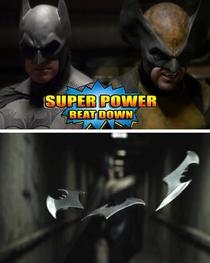 Batman vs. Wolverine - Poster / Capa / Cartaz - Oficial 1