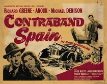 Contraband Spain - Poster / Capa / Cartaz - Oficial 3