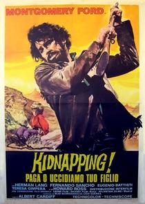 Kidnapping - Paga ou Mataremos - Poster / Capa / Cartaz - Oficial 1