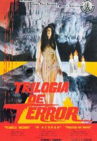 Trilogia de Terror - Poster / Capa / Cartaz - Oficial 1