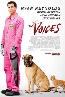 As Vozes - Poster / Capa / Cartaz - Oficial 1