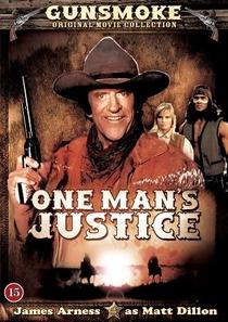 Gunsmoke - A Justiça de um Homem - Poster / Capa / Cartaz - Oficial 1