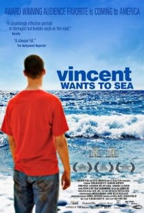 Vincent Quer Ver o Mar - Poster / Capa / Cartaz - Oficial 1