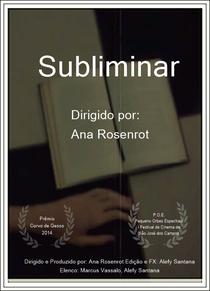 Subliminar - Poster / Capa / Cartaz - Oficial 1