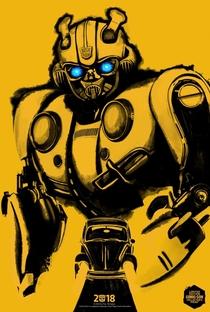 Bumblebee - Poster / Capa / Cartaz - Oficial 5