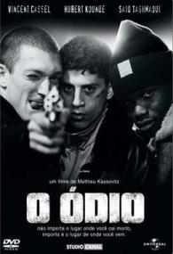 O Ódio - Poster / Capa / Cartaz - Oficial 3