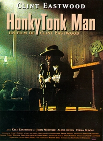Honkytonk Man - Poster / Capa / Cartaz - Oficial 1
