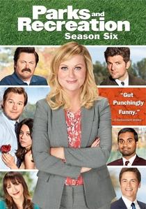 Parks and Recreation (6ª Temporada) - Poster / Capa / Cartaz - Oficial 1