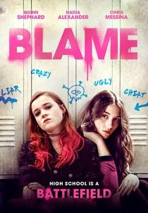 Blame - Poster / Capa / Cartaz - Oficial 1