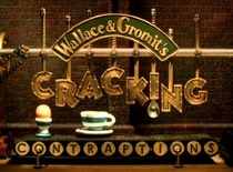 Wallace & Gromit: Cracking Contraptions - Poster / Capa / Cartaz - Oficial 2