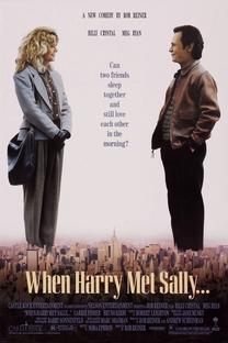 Harry & Sally - Feitos um Para o Outro - Poster / Capa / Cartaz - Oficial 2