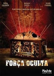 Força Oculta - Poster / Capa / Cartaz - Oficial 2