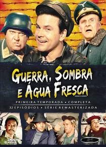 Guerra, Sombra e Água Fresca - Poster / Capa / Cartaz - Oficial 3