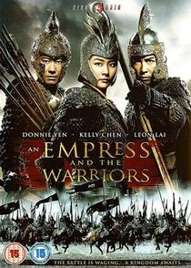A Imperatriz e os Guerreiros - Poster / Capa / Cartaz - Oficial 2