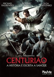 Centurião - Poster / Capa / Cartaz - Oficial 7