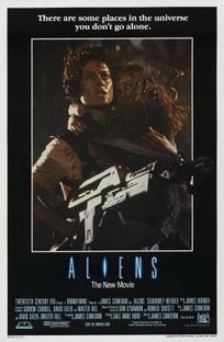 Aliens - O Resgate - Poster / Capa / Cartaz - Oficial 4