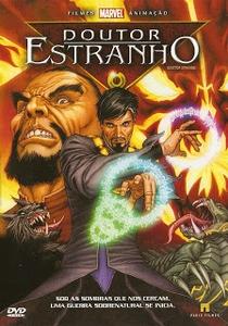 Doutor Estranho - Poster / Capa / Cartaz - Oficial 2