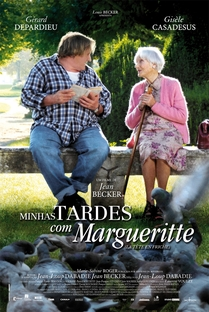 Minhas Tardes Com Margueritte - Poster / Capa / Cartaz - Oficial 1