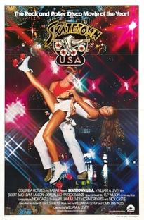 A Febre dos Patins - Poster / Capa / Cartaz - Oficial 1